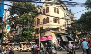 Hà Nội: Nhiều tuyến phố tại trung tâm có giá đắt ngang New York, Paris