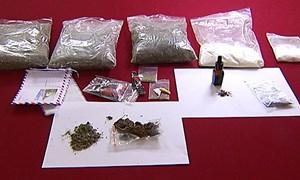 Nhiều loại ma túy gây ảo giác được phát hiện