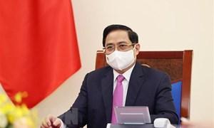 Thủ tướng Chính phủ Phạm Minh Chính tham dự Hội nghị Tương lai châu Á lần thứ 26