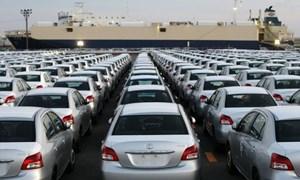 Ô tô nhập về Việt Nam tăng hơn 7 lần so với cùng kỳ năm 2018