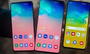 Samsung cho người dùng đổi điện thoại Huawei lấy Galaxy S10
