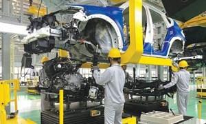 Từ ngày 10/7, áp thuế suất thuế nhập khẩu ưu đãi 0% đối với linh kiện ô tô nhập khẩu