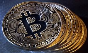 Giá Bitcoin tăng như