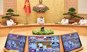 Thủ tướng Chính phủ kêu gọi toàn dân chung sức đồng lòng chống dịch