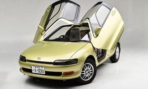 9 mẫu xe đình đám một thời của hãng xe Nhật Bản Toyota