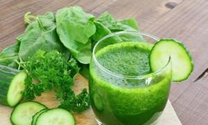 Mùa hè nóng nực, làm ngay 5 loại nước rau củ này, vừa giải nhiệt vừa tăng sức đề kháng