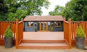 Xóa tan oi bức với 10 ý tưởng nhà trong vườn độc đáo