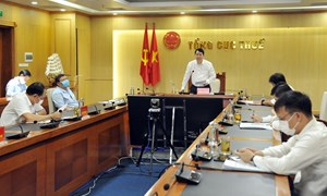 Tổng thu ngân sách do cơ quan thuế quản lý đảm bảo dự toán được giao