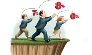 Áp lực tăng lãi suất cho vay