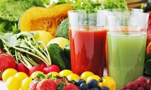 10 loại trái cây, rau xanh vùa giải nhiệt, vừa tăng sức đề kháng trong mùa nắng nóng