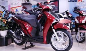 Honda SH 2019 đội giá hơn 40 triệu đồng