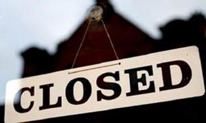 Còn nhiều doanh nghiệp đóng cửa