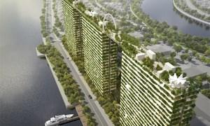 Doanh nghiệp địa ốc sẵn sàng chi mạnh cho công trình xanh