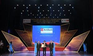 SeaBank - Thương hiệu tiêu biểu châu Á- Thái Bình Dương