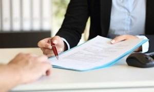 Lưu ý người tiêu dùng khi ký hợp đồng mua bán căn hộ chung cư