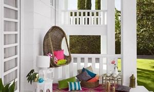 Trang trí nhà mát mắt trong mùa hè oi ả nhờ các gam màu tinh tế
