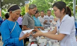 Đẩy mạnh chính sách an sinh xã hội bảo đảm mục tiêu phát triển bền vững đất nước