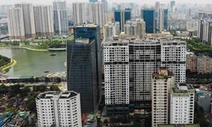 Giá chung cư vẫn tăng dù Covid hoành hành