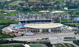 Thông tin về công tác quản lý thuế đối với Khu liên hợp thể thao quốc gia Mỹ Đình