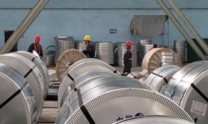 Đằng sau việc Mỹ đánh thuế cao kỷ lục với thép Việt