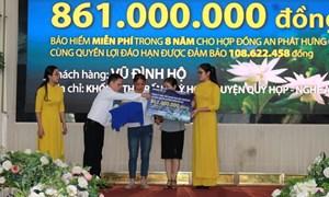 Mất người trụ cột, gia đình nhận chi trả 969 triệu đồng