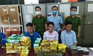 Ngành Hải quan liên tục điều tra, phối hợp bắt giữ đường dây buôn lậu ma túy lớn