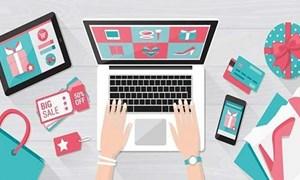 Mua sắm trực tuyến đang phổ biến trên khắp Việt Nam