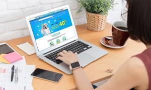 Kinh doanh bảo hiểm qua sàn thương mại điện tử ngày càng phổ biến