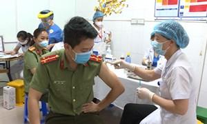 Bổ sung 389.725,8 triệu đồng phục vụ cho công tácphòng, chống dịch