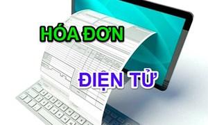 Thí điểm Hệ thống hóa đơn điện tử xử lý số lượng giao dịch lớn tại 6 Cục Thuế