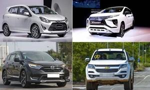 Xe phân khúc A nhiều biến động, xe cũ giảm giá để cạnh tranh