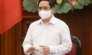 Thủ tướng Chính phủ chỉ đạo tăng cường phòng, chống dịch COVID-19