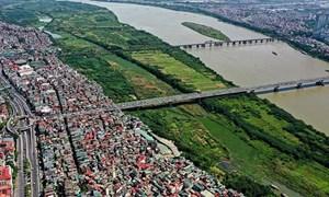Quy hoạch sông Hồng: Bỏ 2 khu dân cư, xây tuyến đường ven sông không hợp lý