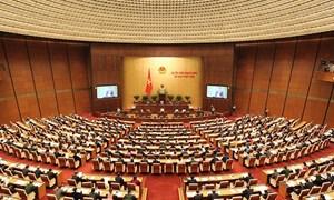 [Infographics] Nội dung trọng tâm của Kỳ họp thứ nhất, Quốc hội khóa XV