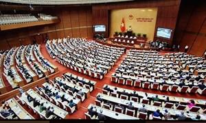 Khai mạc Kỳ họp thứ nhất Quốc hội Khóa XV