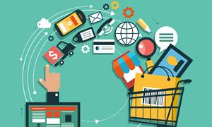 Sàn thương mại điện tử nhận lượng đơn hàng tăng đột biến trong giãn cách xã hội