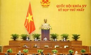 Quốc hội bàn thảo nhiều nội dung quan trọng về kinh tế -xã hội, ngân sách nhà nước