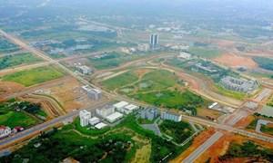Quy hoạch Hòa Lạc hơn 17.200 ha trở thành một trong 5 đô thị vệ tinh lớn của Hà Nội