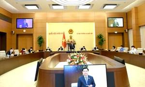 Quốc hội bổ sung chương trình Kỳ họp thứ Nhất nội dung về phòng, chống Covid-19