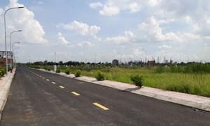 Đất nền TP. Hồ Chí Minh giảm nhiệt