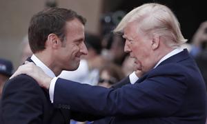 Bỏ qua tình đồng minh, ông Trump doạ cho Pháp 'lãnh đủ' vì áp thuế hàng Mỹ