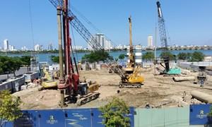 Khó khăn về vốn, hàng loạt dự án đất vàng đổi chủ