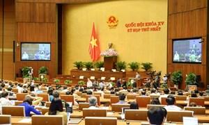 Quốc hội phê chuẩn bổ nhiệm các thành viên Chính phủ nhiệm kỳ 2021-2026