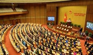 07 quyết nghị của Quốc hội về kinh tế - xã hội và ngân sách nhà nước