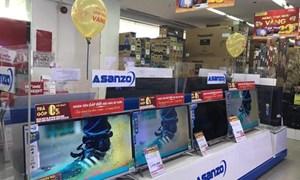 Lận đận thương hiệu điện tử Việt