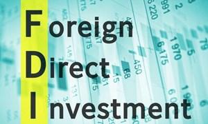 Thu hút FDI vào Việt Nam: Lượng tăng, chất chậm đổi