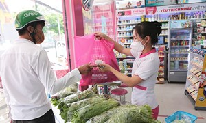 Siêu thị chủ động tìm nhà cung cấp thực phẩm để không đứt gãy nguồn cung