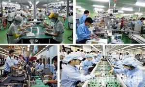 Bất chấp giãn cách xã hội, chỉ số sản xuất công nghiệp tăng tại nhiều địa phương