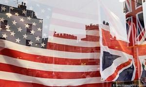 Thỏa thuận thương mại tự do Anh - Mỹ gặp rủi ro lớn vì vấn đề thuế