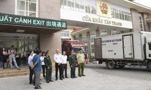 Hải quan Lạng Sơn: Góp phần đẩy lùi buôn lậu, gian lận thương mại